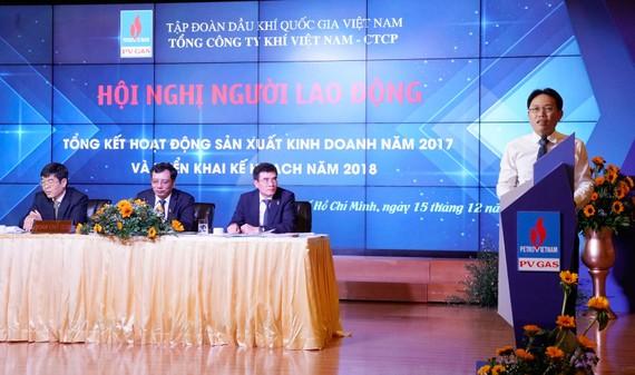 PV GAS đóng góp 40% lợi nhuận của Tập đoàn Dầu khí Việt Nam