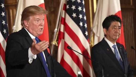 Thủ tướng Nhật Bản Shinzo Abe tuyên bố đã tới lúc gây sức ép tối đa đối với Triều Tiên