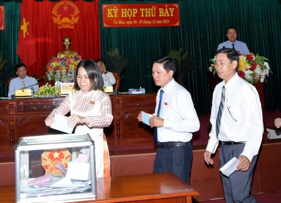 Cà Mau, Sóc Trăng: Lãnh đạo chủ chốt có phiếu tín nhiệm cao ảnh 1