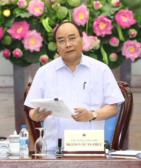 Thủ tướng chủ trì phiên họp Thường trực Chính phủ