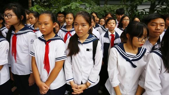 Hôm nay, thầy Văn Như Cương về thăm học trò lần cuối ảnh 12