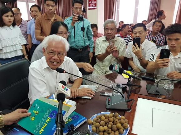 3 giờ nói về sách tiếng Việt công nghệ giáo dục của GS Hồ Ngọc Đại ảnh 3