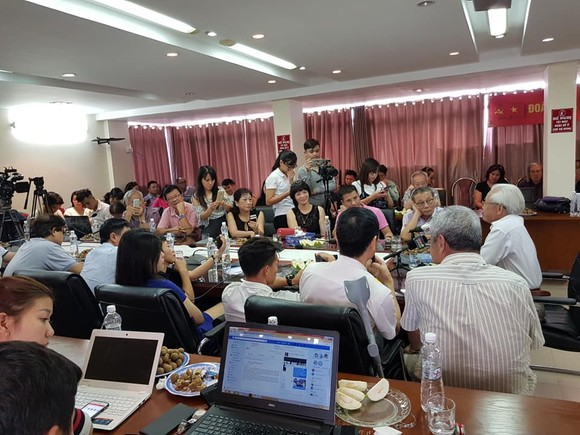 3 giờ nói về sách tiếng Việt công nghệ giáo dục của GS Hồ Ngọc Đại ảnh 1