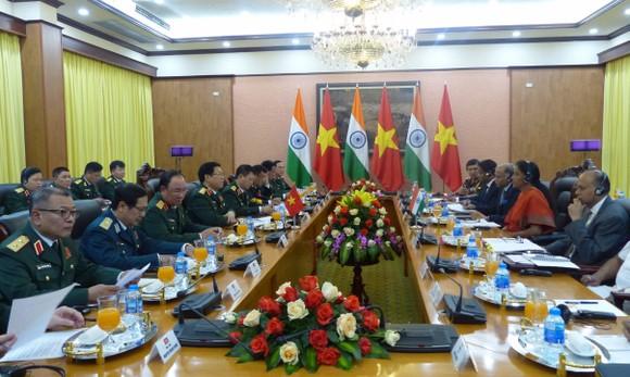 Việt Nam và Ấn Độ tăng cường hợp tác quốc phòng ảnh 2