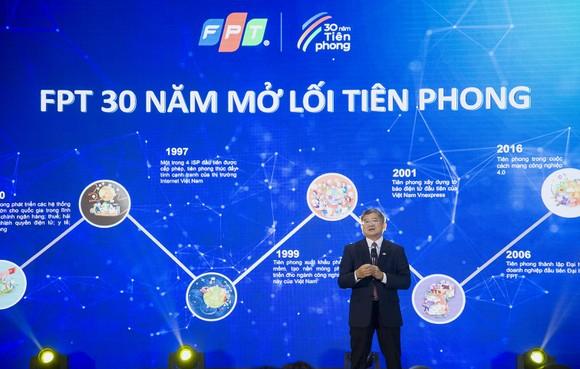 FPT trình diễn công nghệ 4.0 và tổ chức đại nhạc hội kỷ niệm 30 năm thành lập ảnh 1
