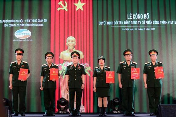Viettel đặt mục tiêu trở thành nhà đầu tư hạ tầng viễn thông cho thuê số 1 Việt Nam ảnh 1