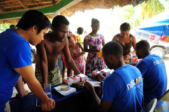 Viettel bắt đầu triển khai 4G tại Haiti ảnh 1