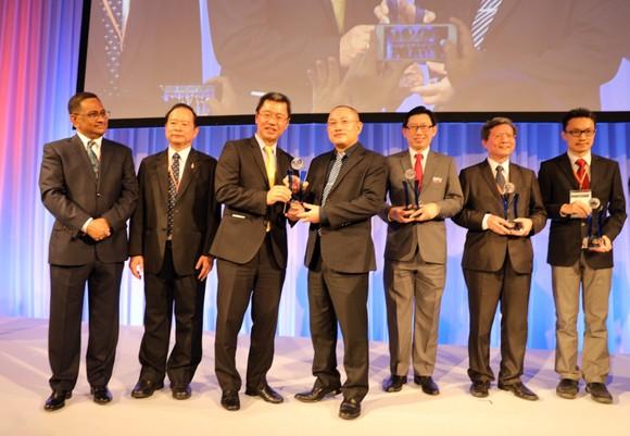 Việt Nam được trao 4 Giải thưởng ASOCIO 2018 ảnh 2