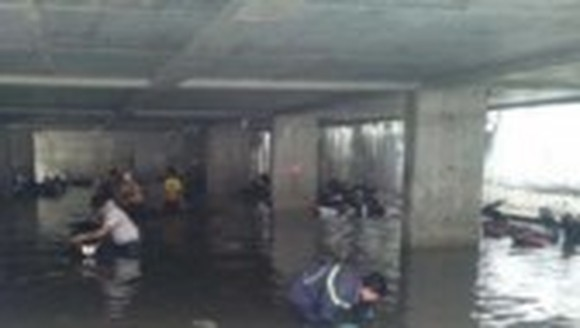 High-rise building investors asked to control flooding