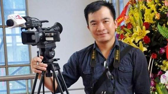 Reporter Dinh Huu Du
