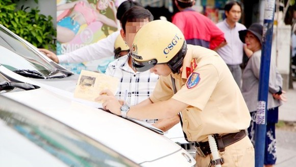 Local authorities eligible to keep 70 percent of traffic fines
