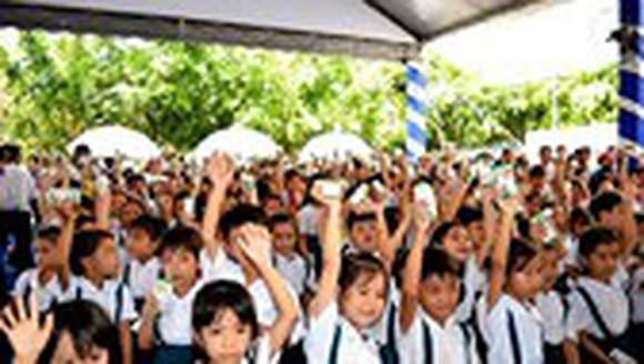 President urges to supervise care of children
