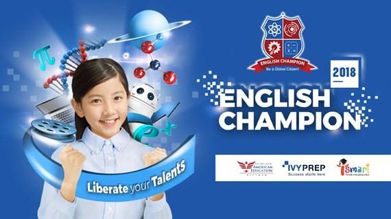 English Champion contest 2018 kicks off