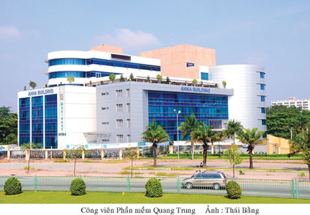 Quang Trung Software City (Photo: SGGP)