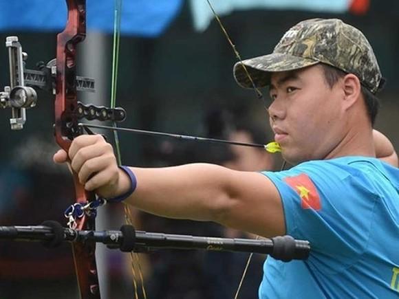 Archer Nguyen Tien Cuong (Photo: plo.vn)