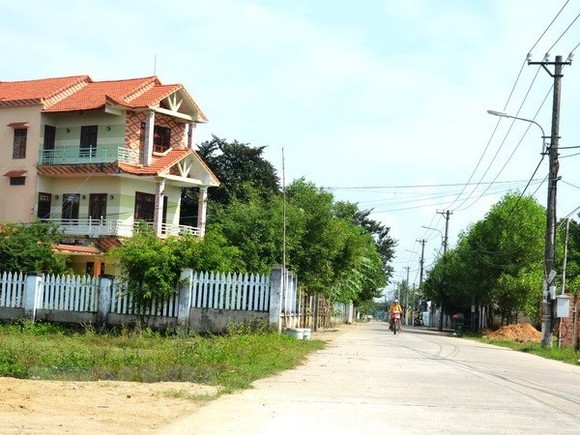 Ministry raises new-style rural area building goal to 39 percent