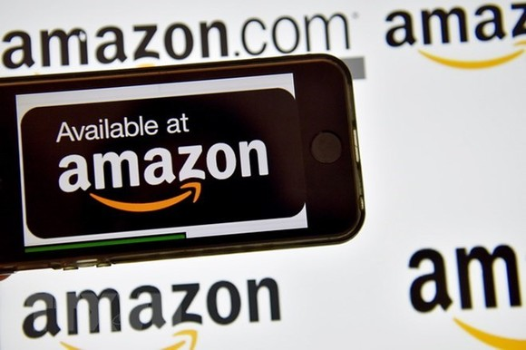 Logo of the world's leading e-commerce player, Amazon (Source: AFP/VNA)