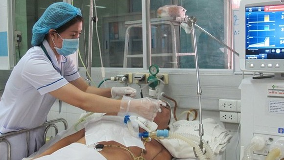 Recurrence of tetanus in South Vietnam