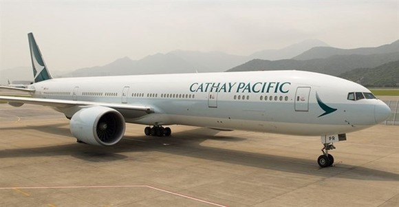 Cathay Pacific Airways Limited and two other airlines has got exemption from import tax (Photo cathaypacific.com)