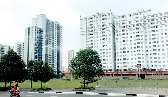 Capital shortage hinders social housing projects (Photo: SGGP)