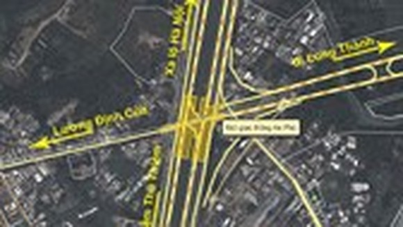 Us$43 million to be spent for tunnel to ease traffic jam in HCMC