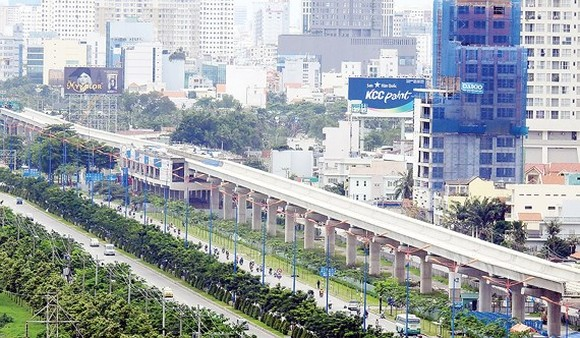 HCMC will develop housing projects along Metro and ring belts (Photo: SGGP)