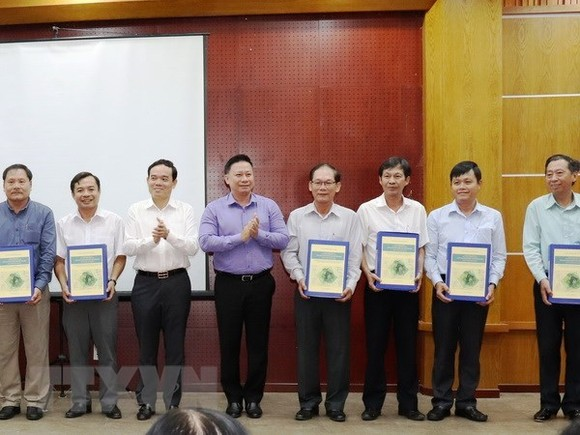 The PM decision on Ba Den national tourist site master plan is granted to the Pople's Committee of Tay Ninh (Photo: VNA)