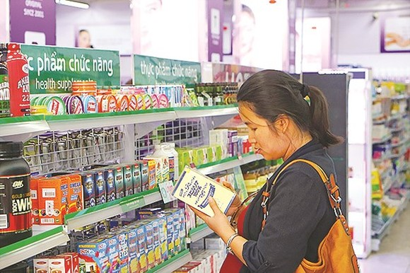 Nutritional supplements rampantly sold in Vietnam