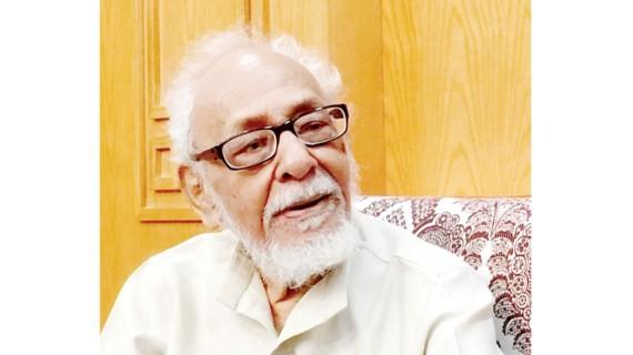 Chairman of Indo-Vietnam Solidarity Committee Geetesh Sharma