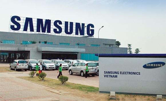 Samsung Display Vietnam factory in Bac Ninh (Source: Internet)