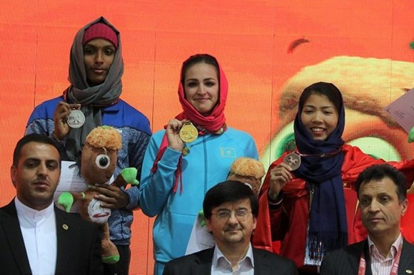 Vietnam earns has first- two bronze medals at Asian Indoor Athletics Championship