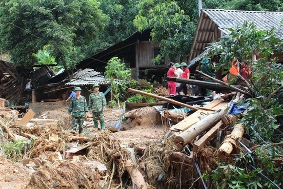 Vietnam can forecast cyclone, waterspout and hail since 2020