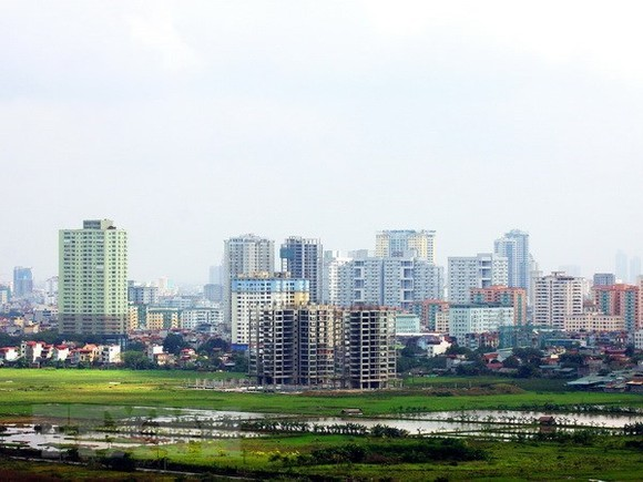 A corner of My Dinh II urban area, Nam Tu Liem district, Hanoi (Source: VNA)