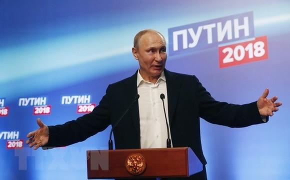 President Vladimir Putin (Source: AFP/VNA)