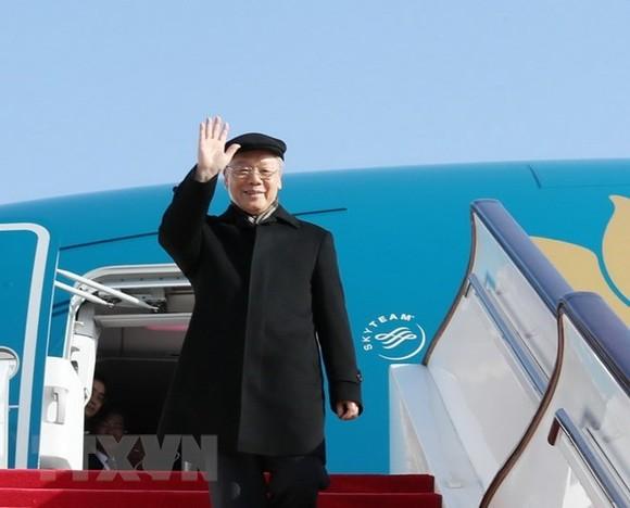 Party General Secretary Nguyen Phu Trong. (Source: VNA)