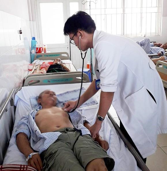 Phẫu thuật thành công cho bệnh nhân u não nguy hiểm ảnh 1