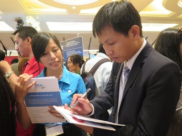 Ho Chi Minh City needs to recruit high quality and skillful workers (photos SGGP)
