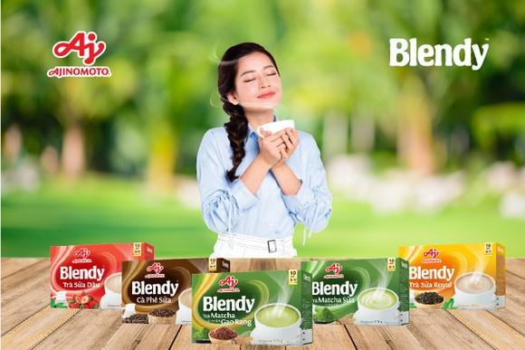 Khám phá Blendy™ - Dòng thức uống hòa tan dạng bột mới ảnh 3