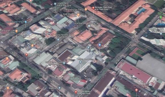 Điều chỉnh tăng tầng cao công trình tại khu đất vàng quận 3 ảnh 1