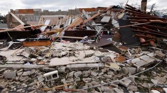 Quân đội Mỹ khẩn trương tìm kiếm người sống sót sau khi bão Michael quét qua Florida ảnh 2