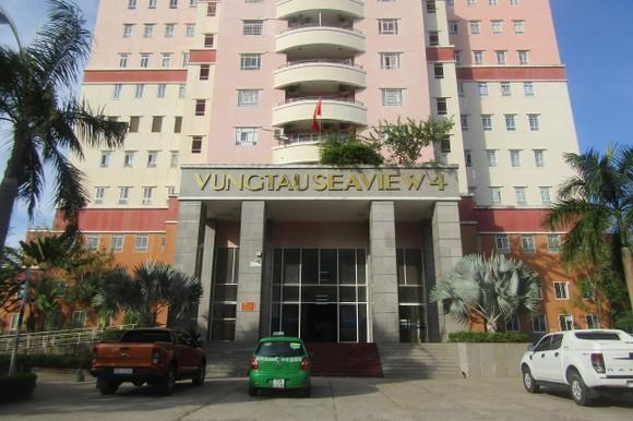 Chung cư Seaview 4 (phường 10, TP Vũng Tàu)
