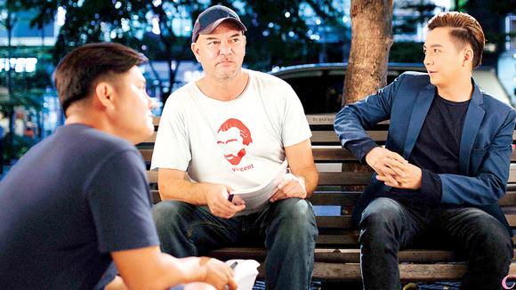 """Đạo diễn Stephane Gauger: Vị đạo diễn """"vỏ Tây, ruột Việt"""" ảnh 1"""