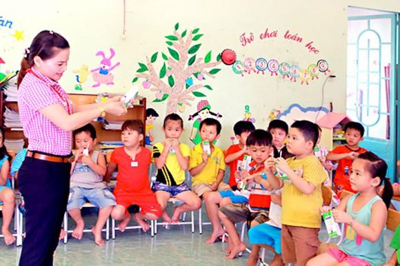 Thực hiện bài bản, chu đáo chương trình Sữa học đường ảnh 1