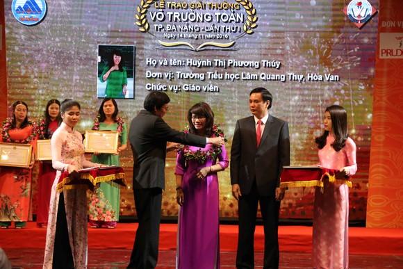 20 thầy cô ở Đà Nẵng nhận giải thưởng Võ Trường Toản ảnh 1