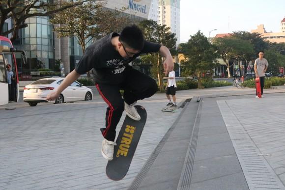 Skateboard, sân chơi hấp dẫn cho bạn trẻ Đà Nẵng  ảnh 2