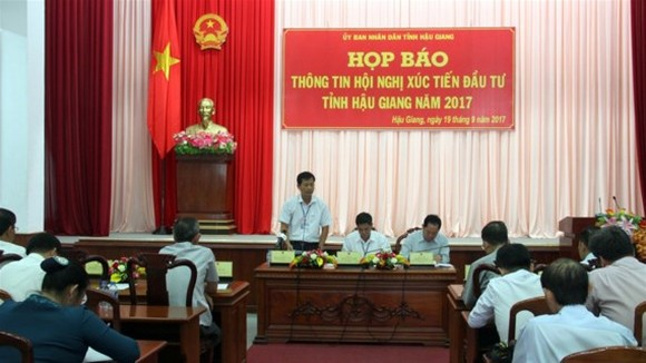 A view of the press conference (Photo: SGGP)