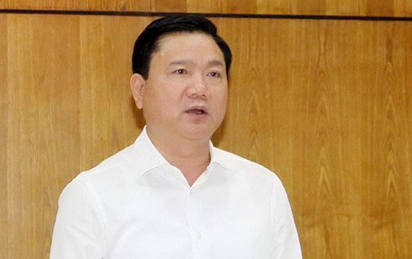 Dinh La Thang, former Chairman of the Member Council of PetroVietnam