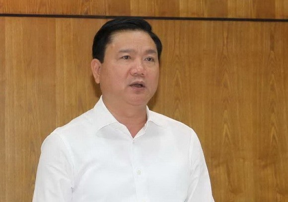 Dinh La Thang prosecuted for unlawful PVN capital contribution to OceanBank