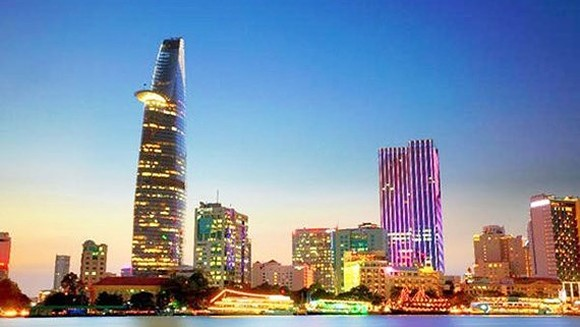 HCMC is the country's economic motive power (Photo: SGGP)