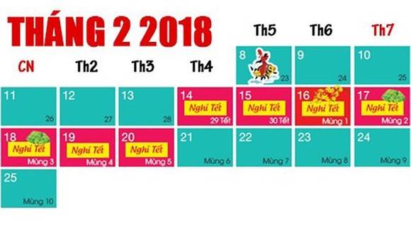HCMC announces seven day Lunar New Year holiday